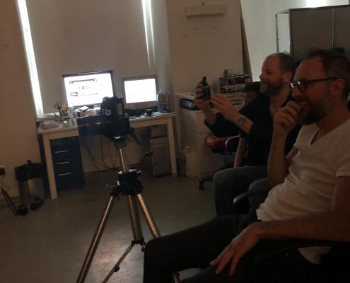 Workshop mit Florian Herzog