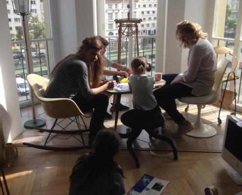 Workshop mit Nives Widauer