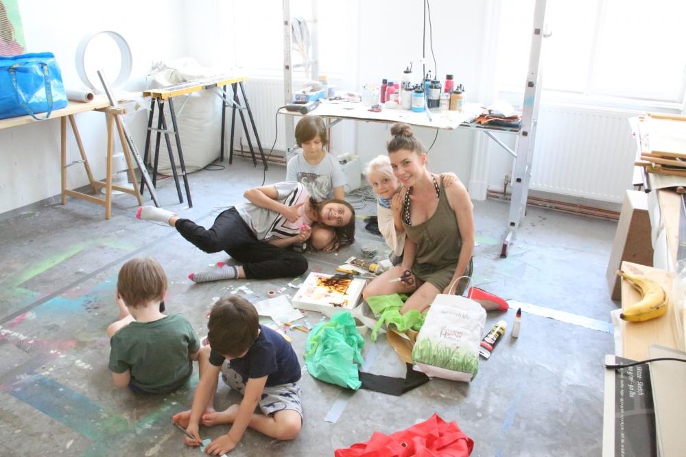 Workshop mit Christina Starzer